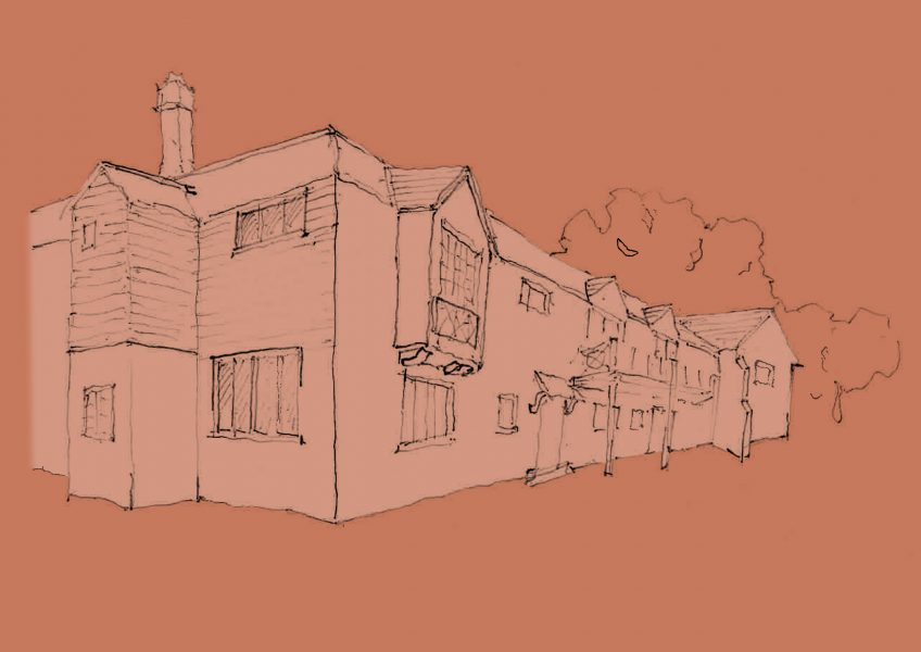 Norton Priory sketch scheme