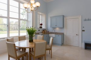 grade ii listed property refurb - purpose made kitchen