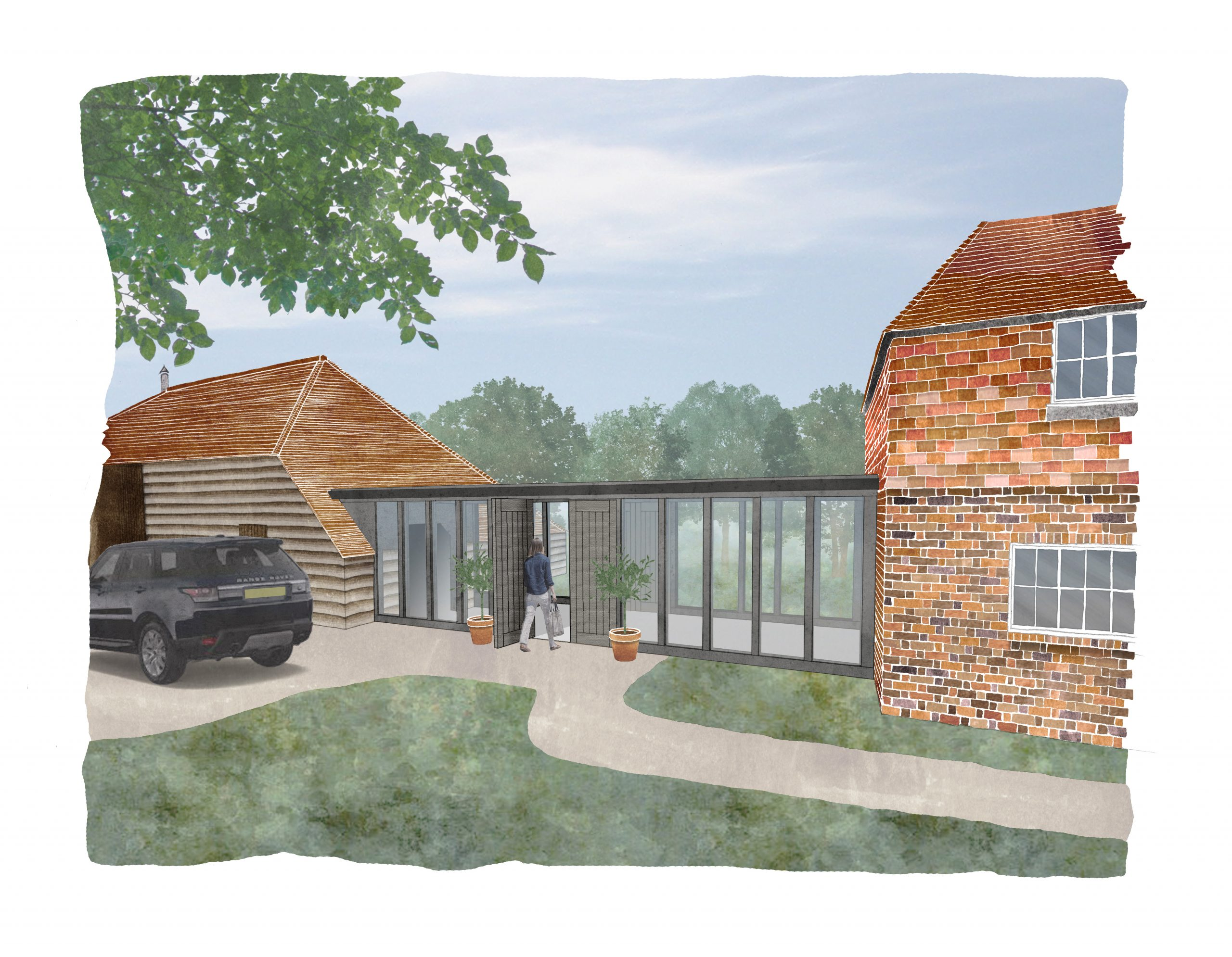 Listed Building Consent Granted for Link Building