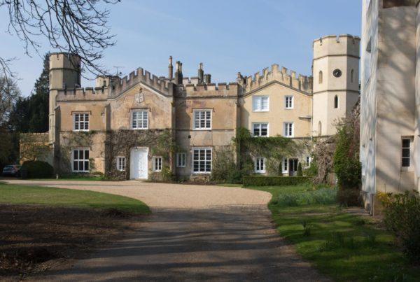 00 Castle external front facade