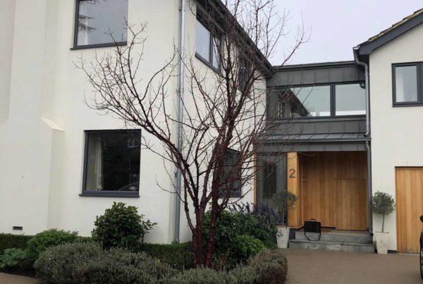 00 New Build House Wimbledon