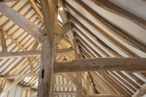 04 Barn Refurb detail roof